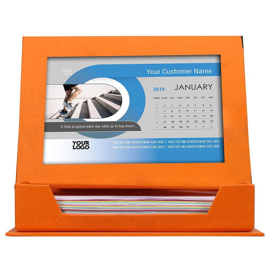 Desk Calendar - Theme - Inspiration