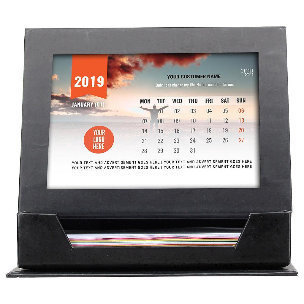 Desk Calendar - Theme - Success