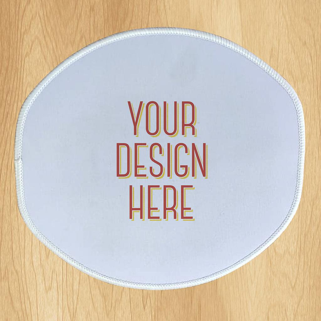Oval - Mouse Mat
