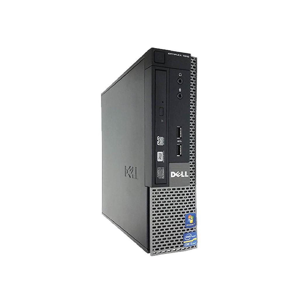 Dell OptiPlex 7010 CPU : Intel Core i5-3rd Gen|8GB|500GB|Windows 10