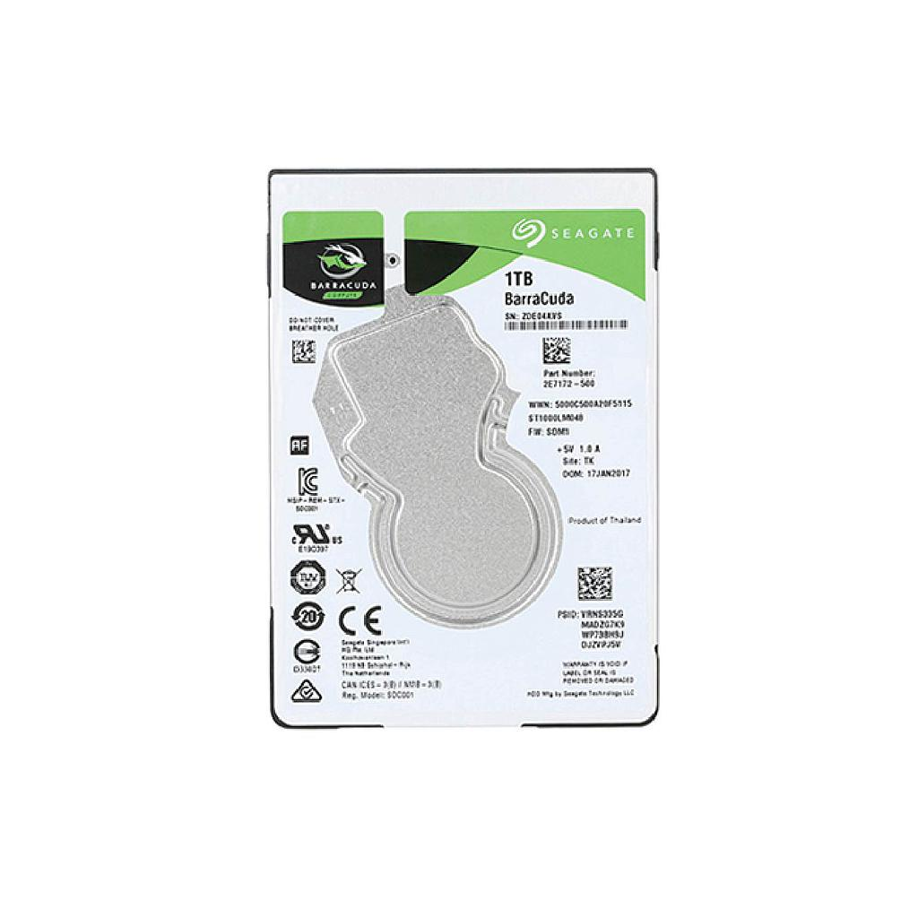 Seagate 1TB Laptop HDD