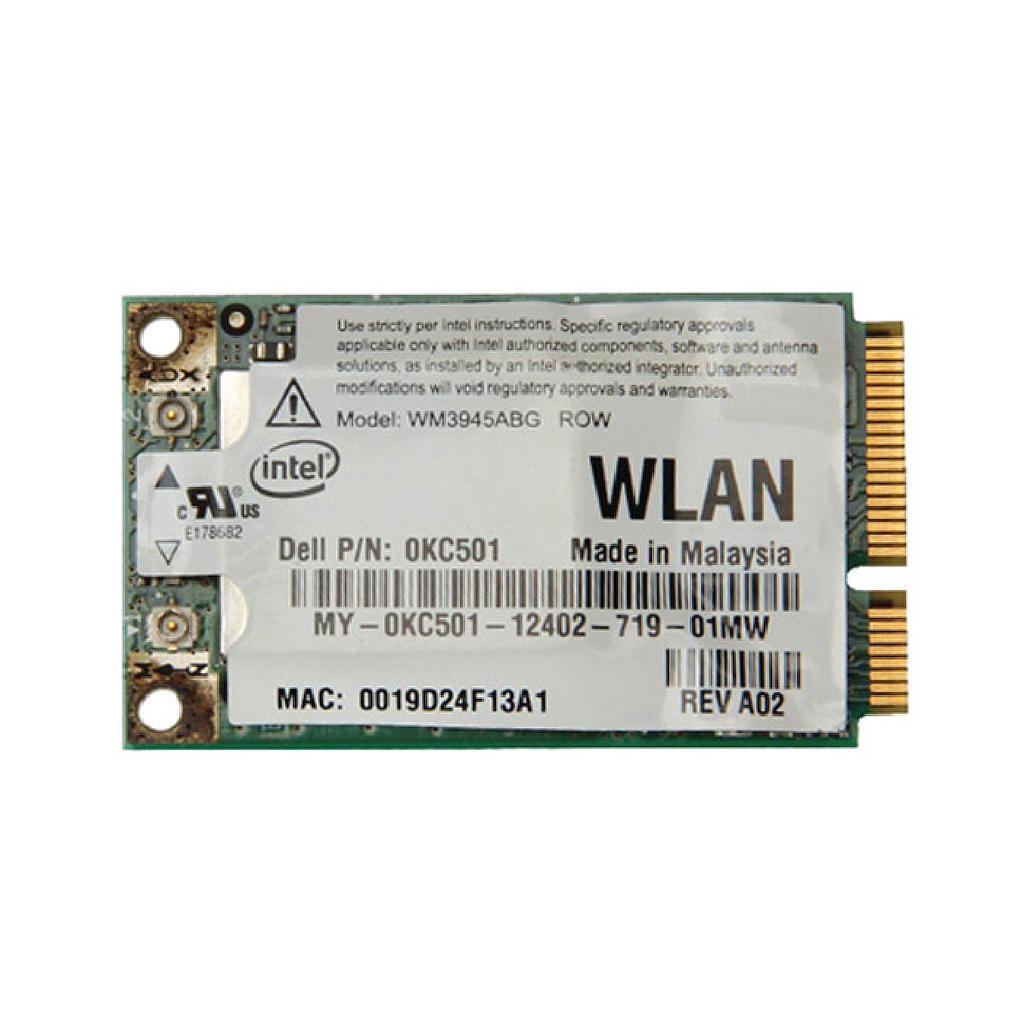 Dell latitude PRO|Wireless Mini-PCI Express Wi-Fi Card