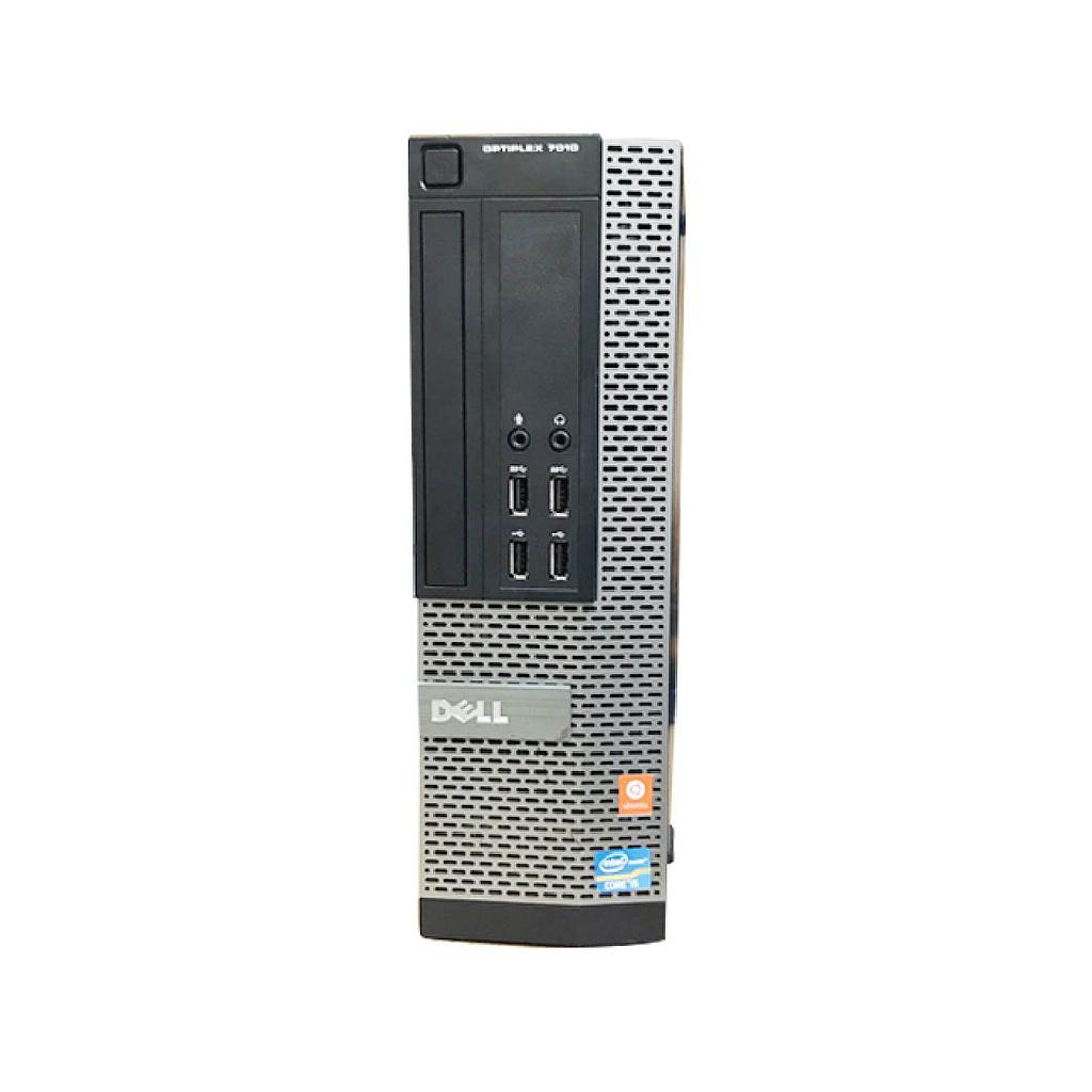 Dell Optiplex 7010 Desktop CPU : Intel Core i5-3rd Gen|8GB|500GB|Dos
