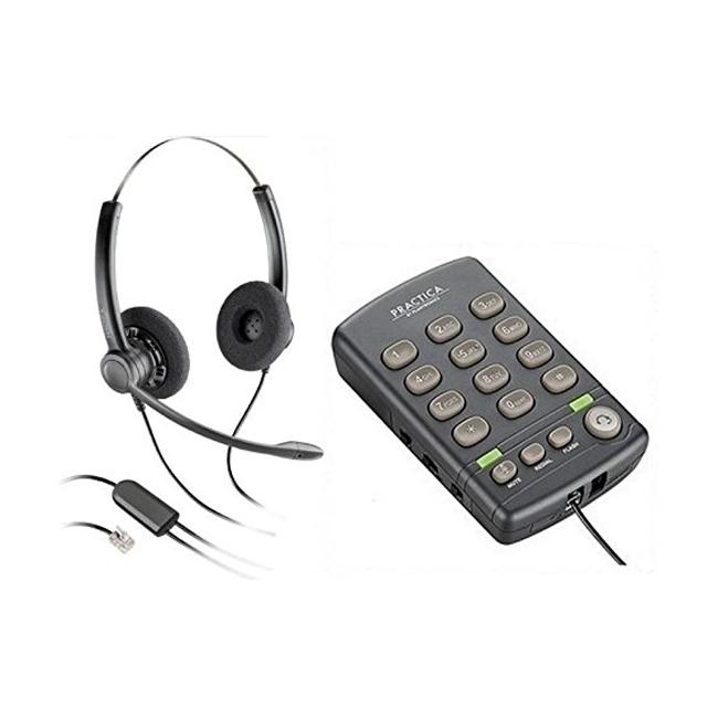 Plantronics Practica T110 Wired Telephone Headset