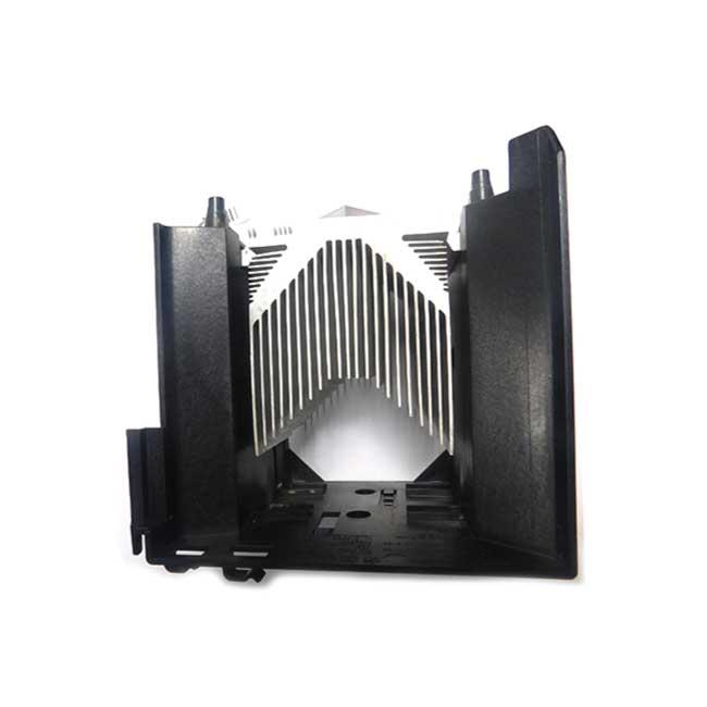 Dell Optiplex 960 Heatsink + Shroud
