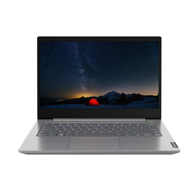 "Lenovo ThinkBook 14 20SL Laptop : Intel Core i3-10th Gen|4GB|1TB|14""FHD
