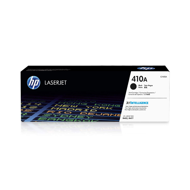 Original HP LaserJet 410A Toner Cartridge|Black