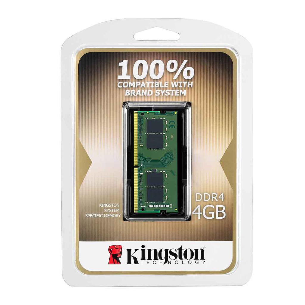 Kingston 4GB DDR4 2133MHz Laptop RAM