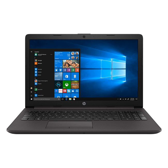 "HP 250 G7 Notebook Laptop : Intel Core i3-10th Gen|4GB|512GB SSD|15.6"" HD