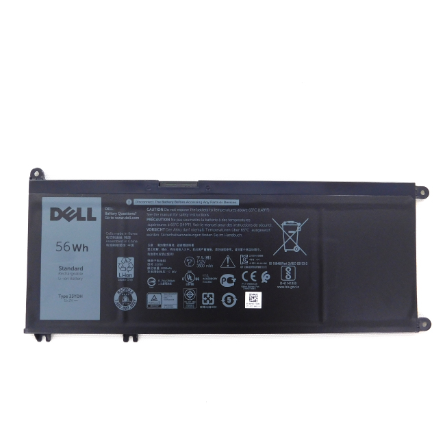 Original Dell Latitude 3480 56Wh Laptop Battery