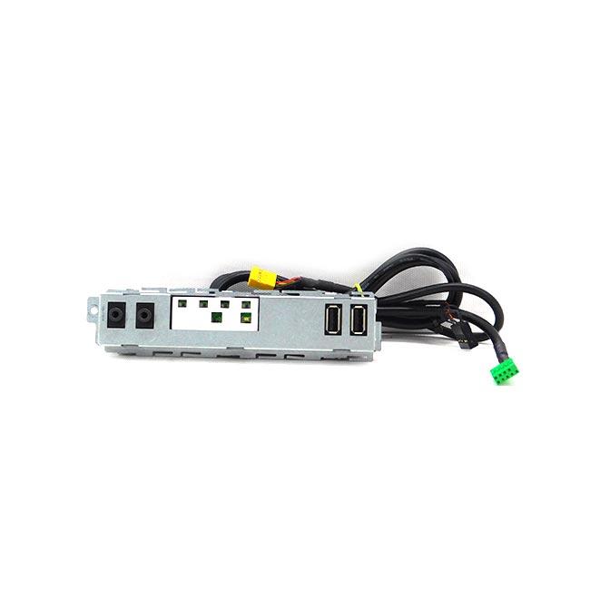 Dell Optiplex 3020 MT Front USB Audio I/o Board