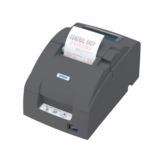 Epson TM-U220D USB 40 Columns POS Printer