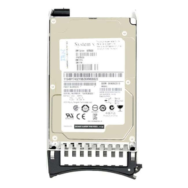 "IBM 300GB SAS 10K RPM 2.5"" Laptop Hard Drive