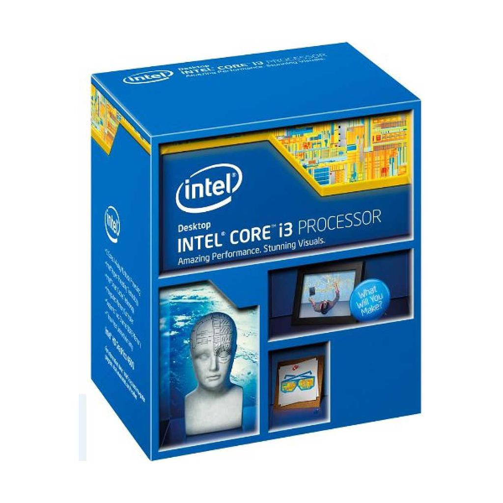 Intel Core i3-4130 Processor|4th Gen|LGA1150