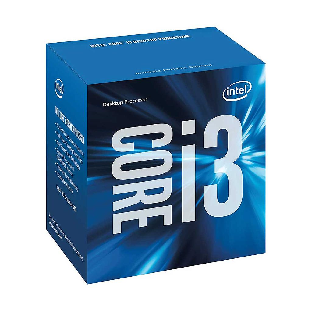 Intel Core i3-6098P Processor|6th Gen|LGA1151