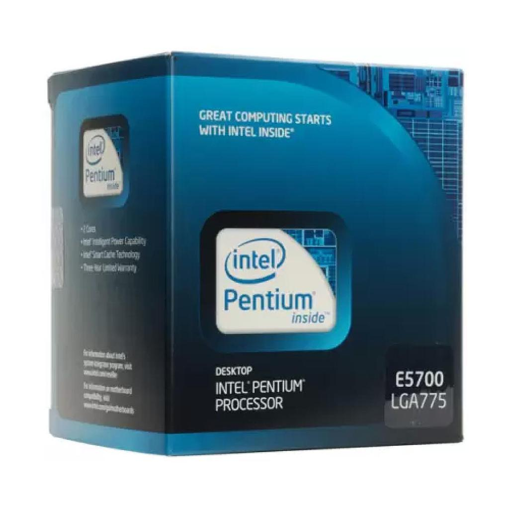 Intel Pentium E5700 Dual Core Processor|LGA775