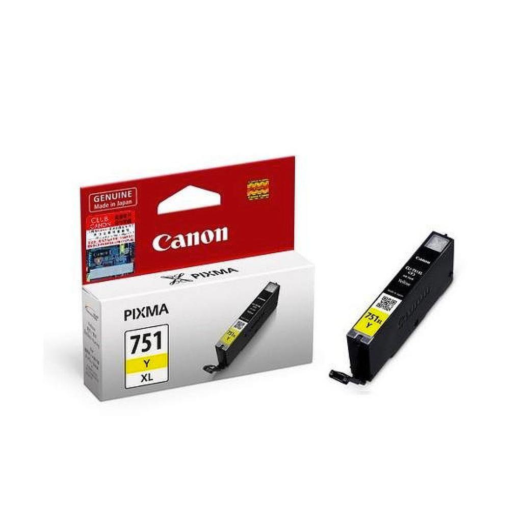 Canon CLI-751 Ink Cartridge Yellow