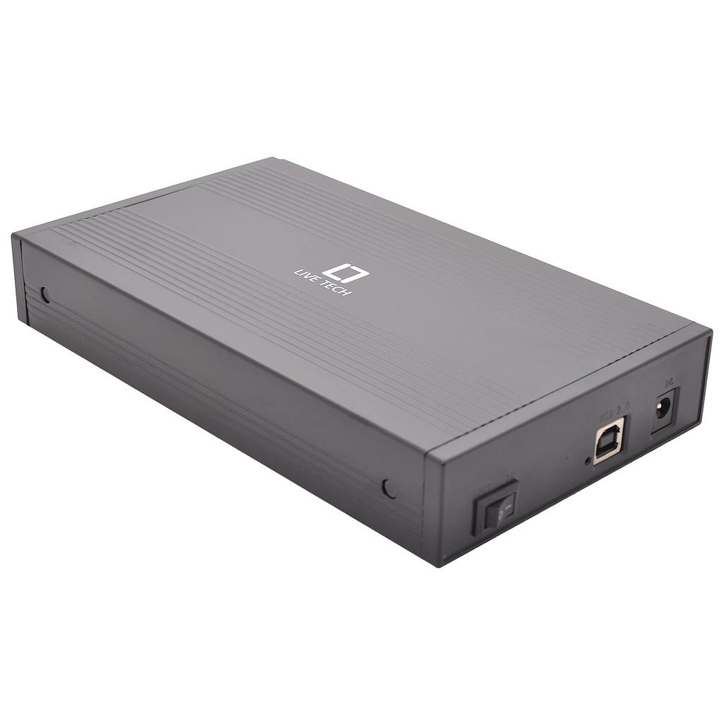 Live Tech 3.5'' Hard Disk External Case