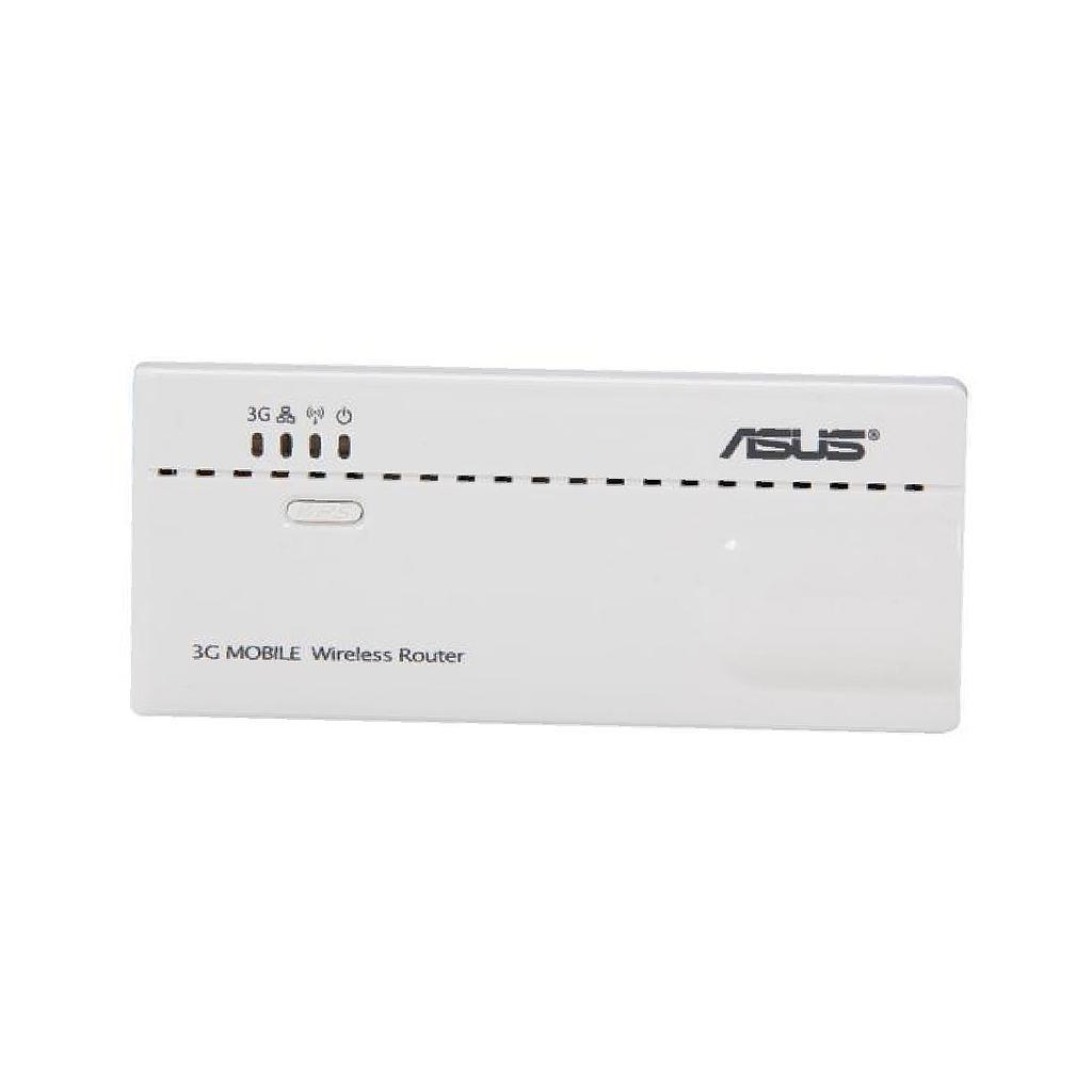 Asus WL-330N3G 6-in-1 Wireless-N150 Mobile Router