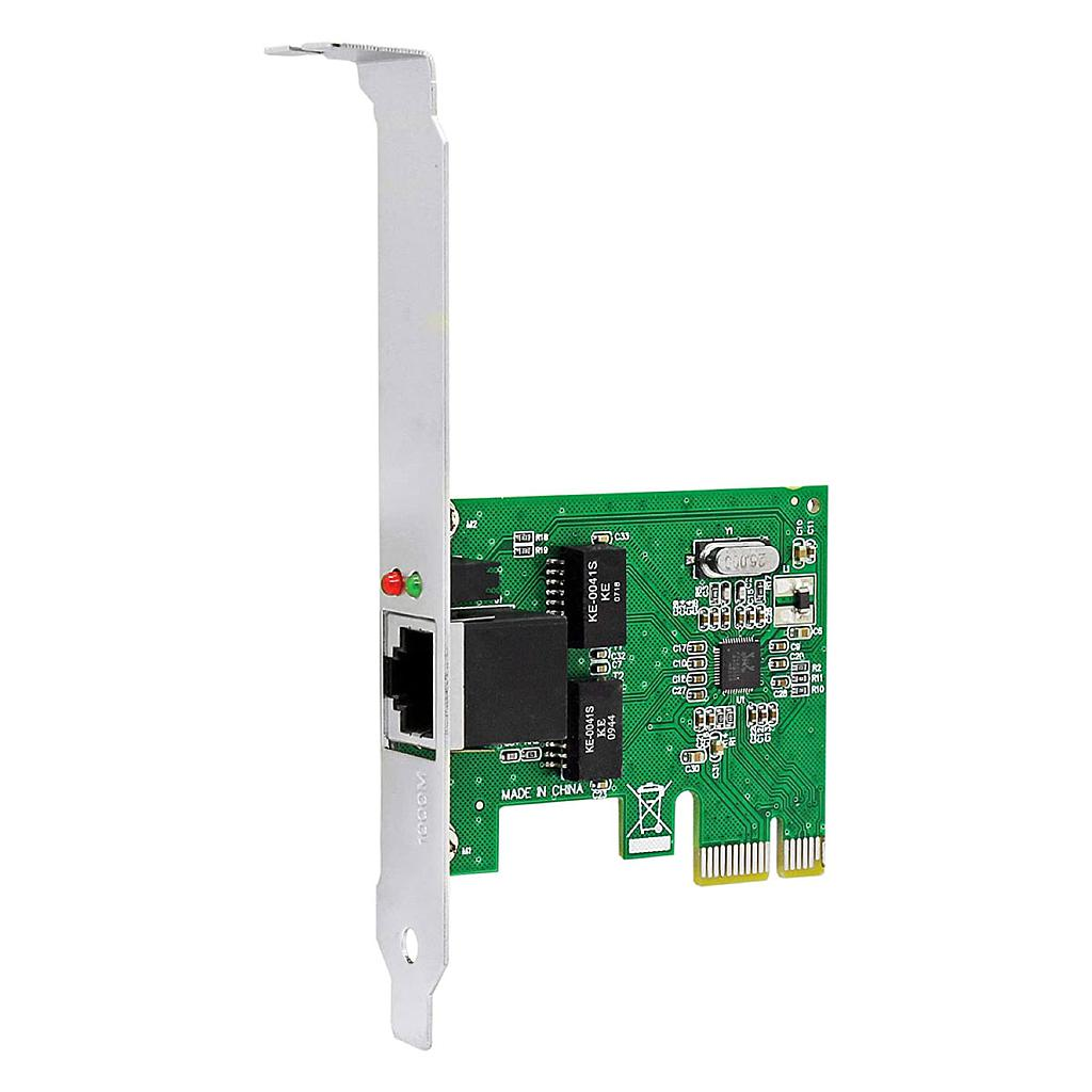 TAG PCI-E 1X LAN Card