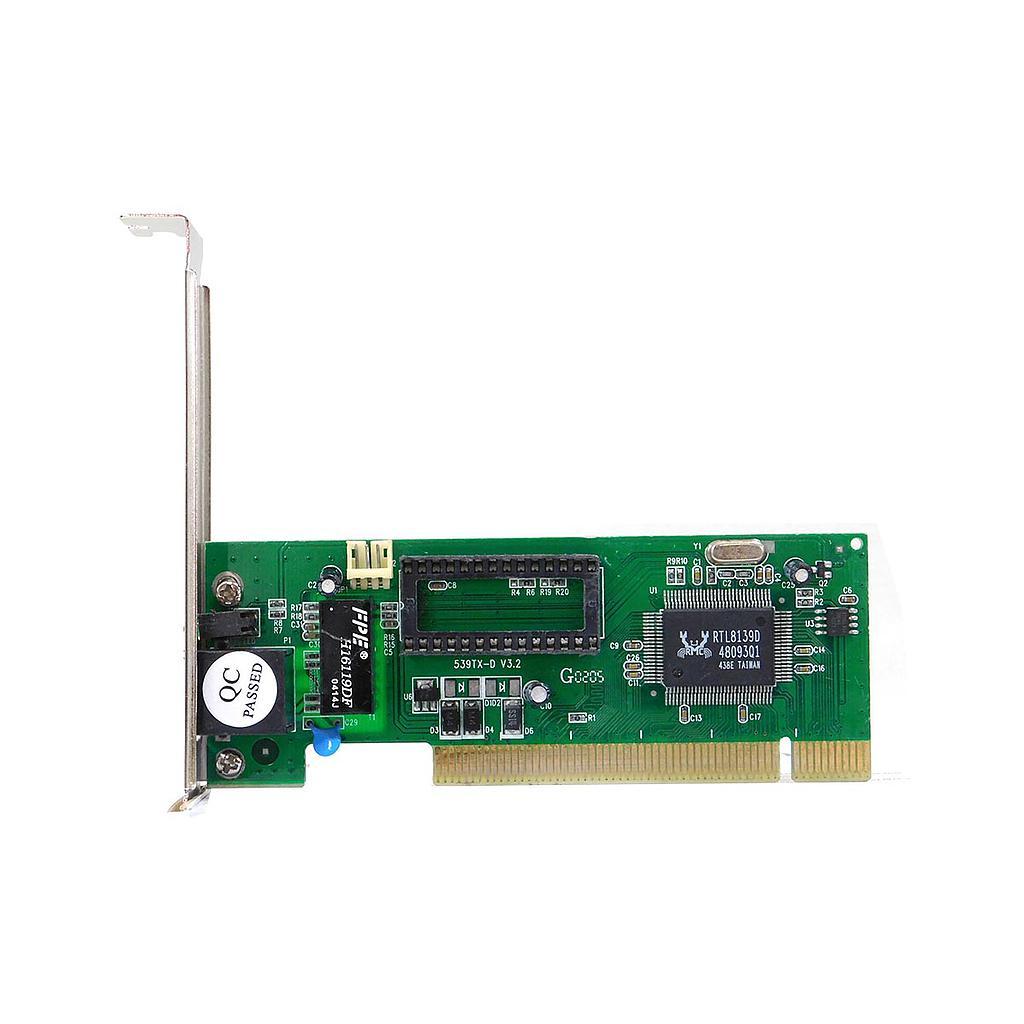 Enter 100E PCI Lan/Ethernet card
