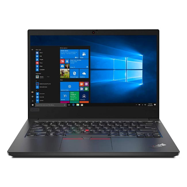 "Lenovo Thinkpad E14 Laptop : Intel Core i3-10th Gen|4GB|500GB|FPR|14"" FHD