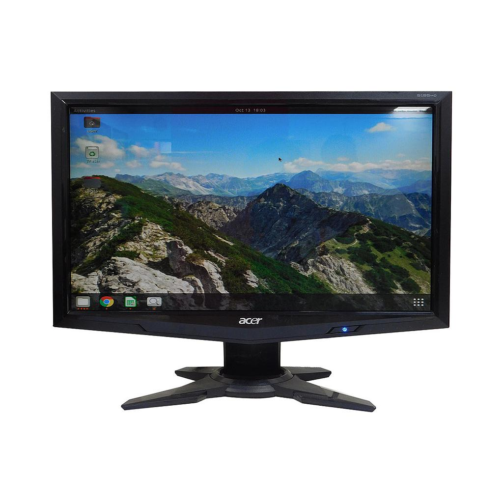 Acer V193HQV TFT  18.5 Inch LCD Monitor