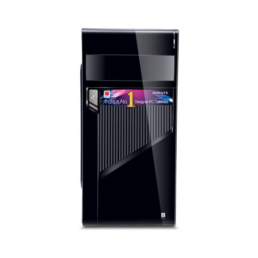 iBall Avonte Micro ATX Cabinet