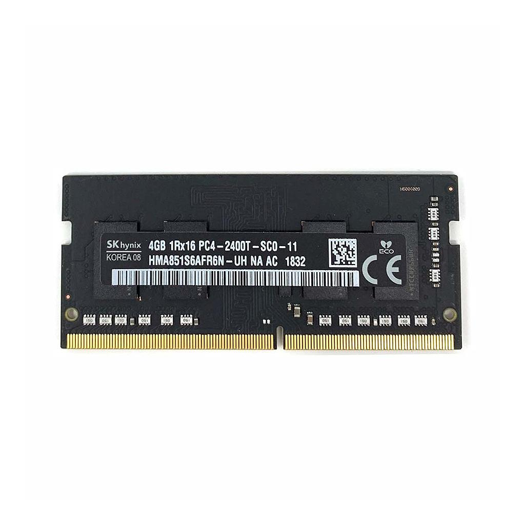 Hynix 4GB DDR4 2400Mhz Laptop RAM