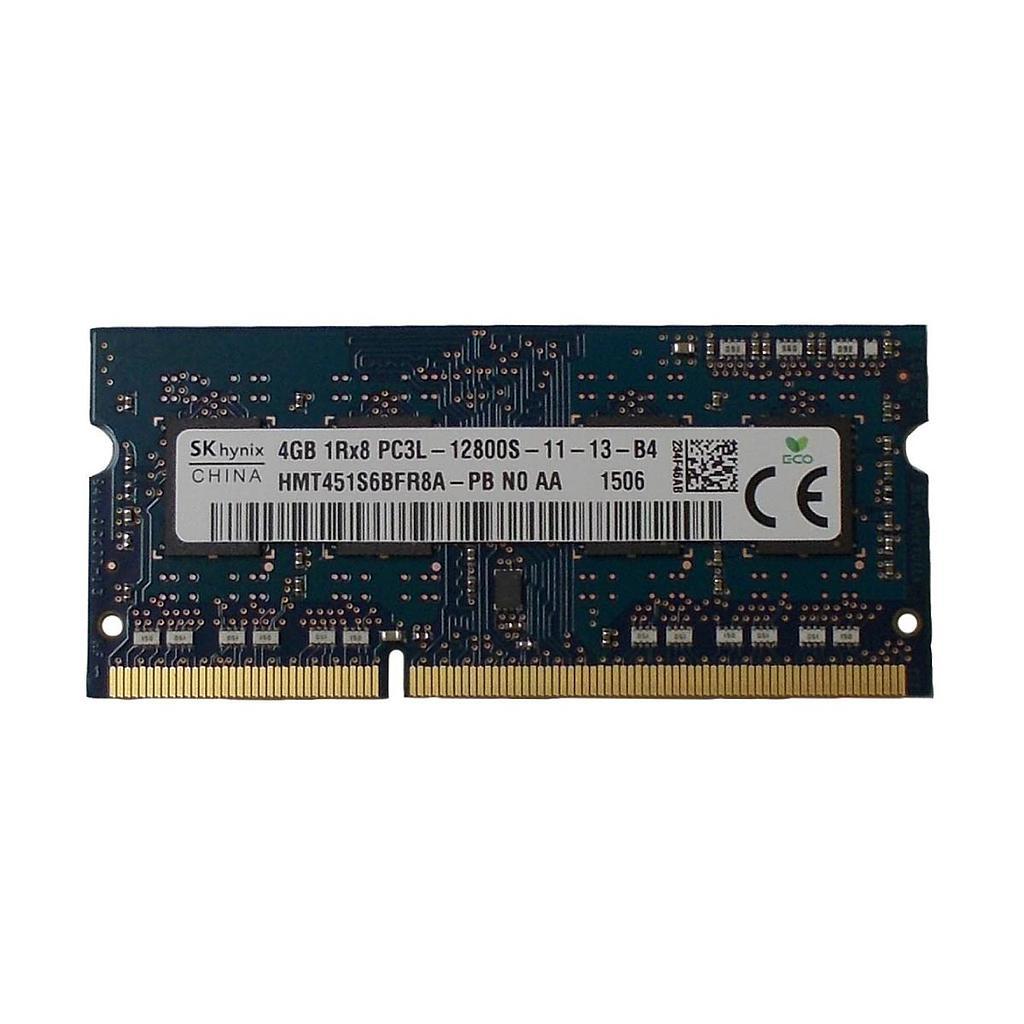 Hynix 4GB DDR3L 1R*8 PC3L-12800S  Laptop RAM (OEM)