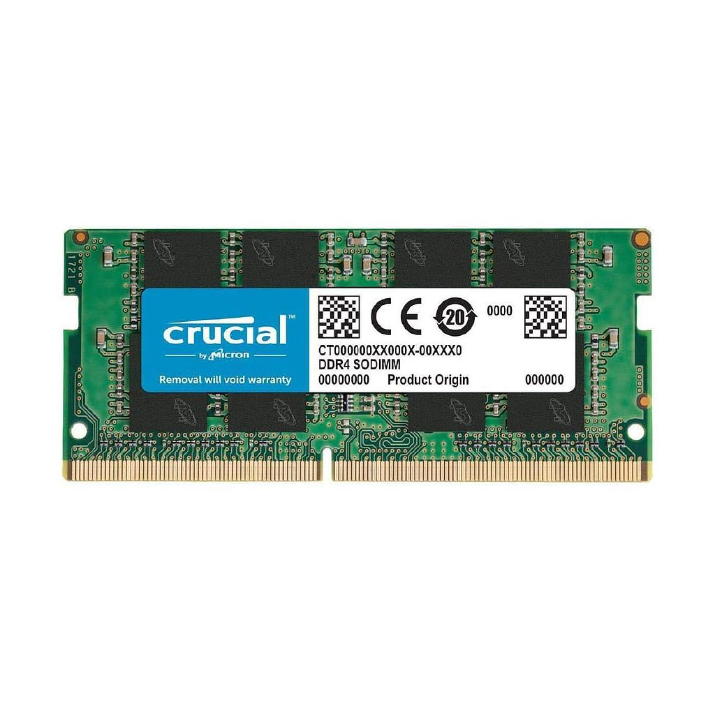Crucial 16GB DDR4 2400MHz Laptop RAM