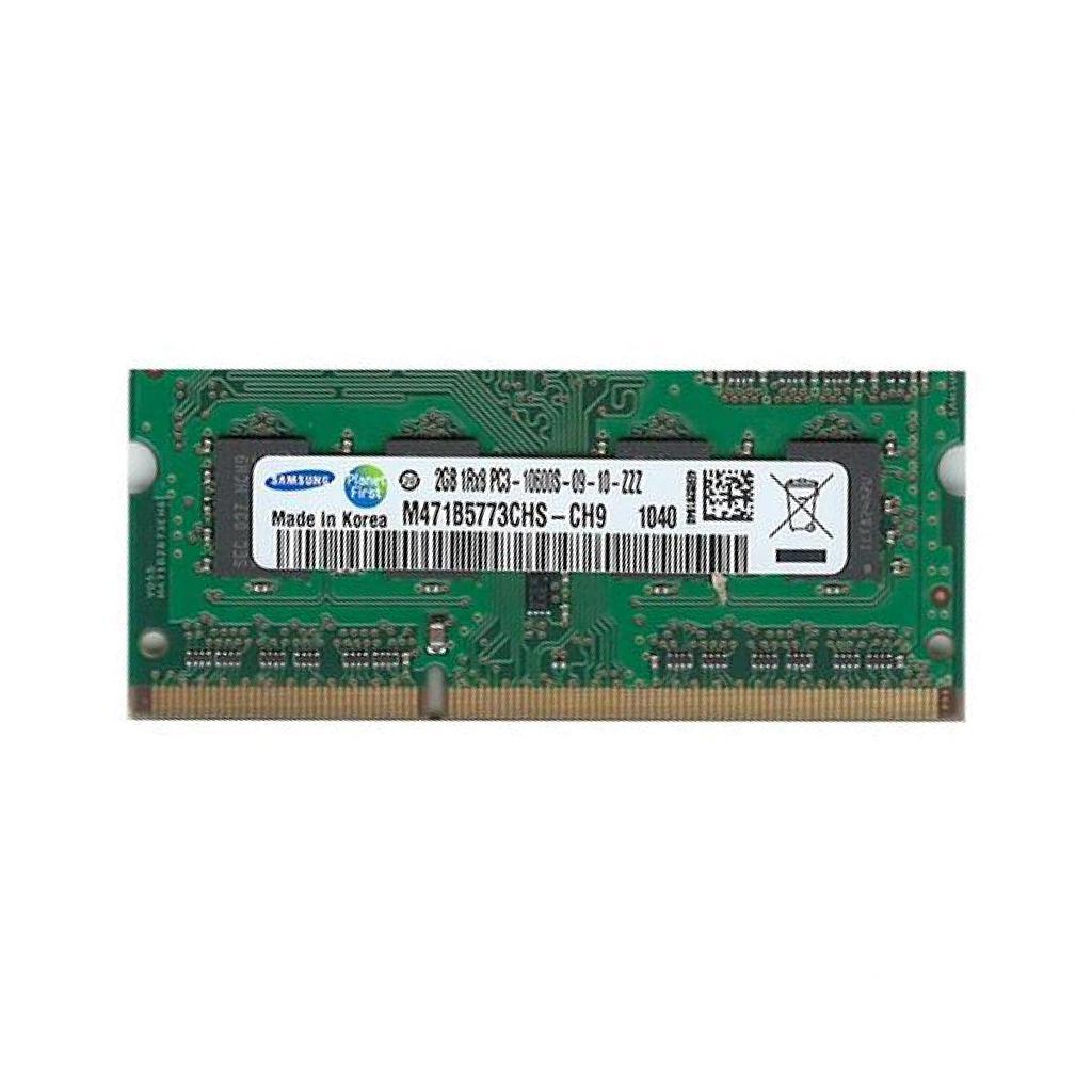 Samsung 2GB DDR3 1333MHz Laptop RAM