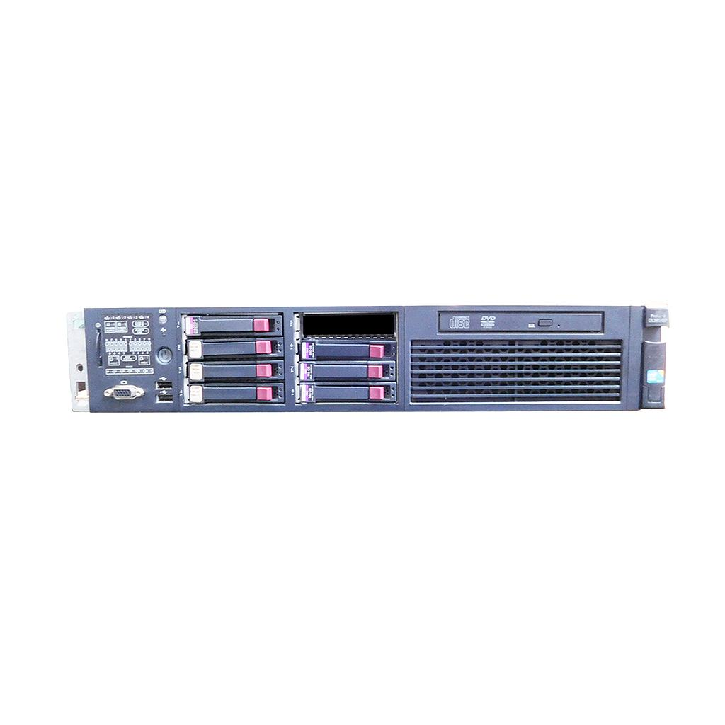 HP Proliant DL380 G7 Server|104GB RAM|5*300GB HDD|DVD