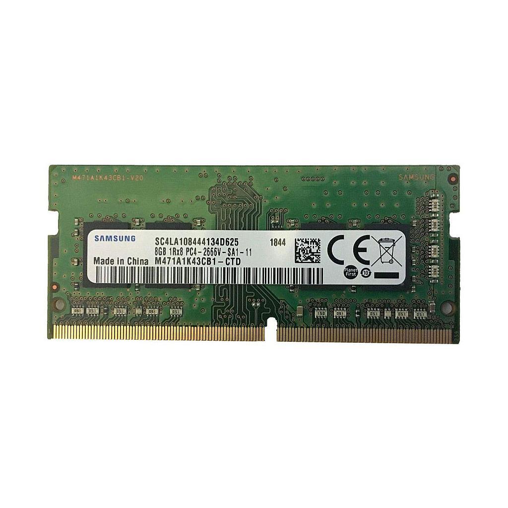 Samsung 8GB DDR4 2666MHz Laptop RAM (OEM)