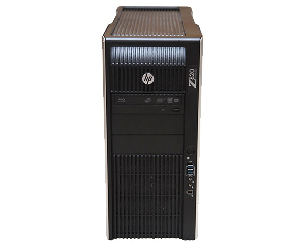 HP Z800 Workstation :Intel Xeon X5650 2|16GB|500GB|1GB GC|Dos