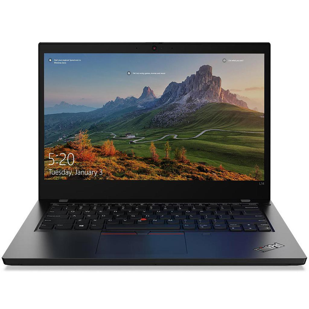 Lenovo Thinkpad L14 Laptop : Intel Core i5-10th Gen|8 GB| 512 GB SSD|14'' HD|Win10P