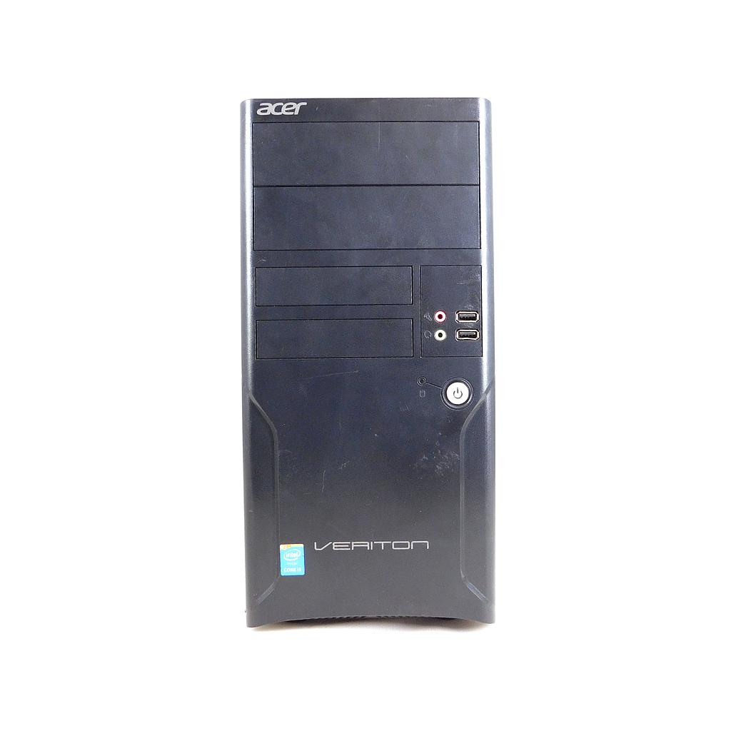 Acer Veriton M200 Desktop CPU : Intel Core i3-4th Gen|16GB|500GB|Dos