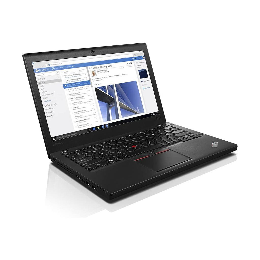 "Lenovo X260 Laptop : Intel Core i5-6th Gen|16GB|1TB|12.5"" HD