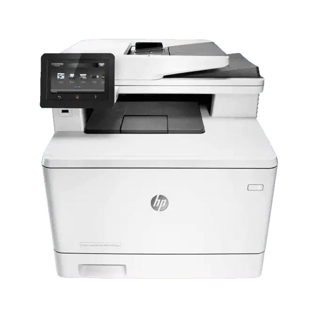 HP M377DW Color LaserJet MFP Printer