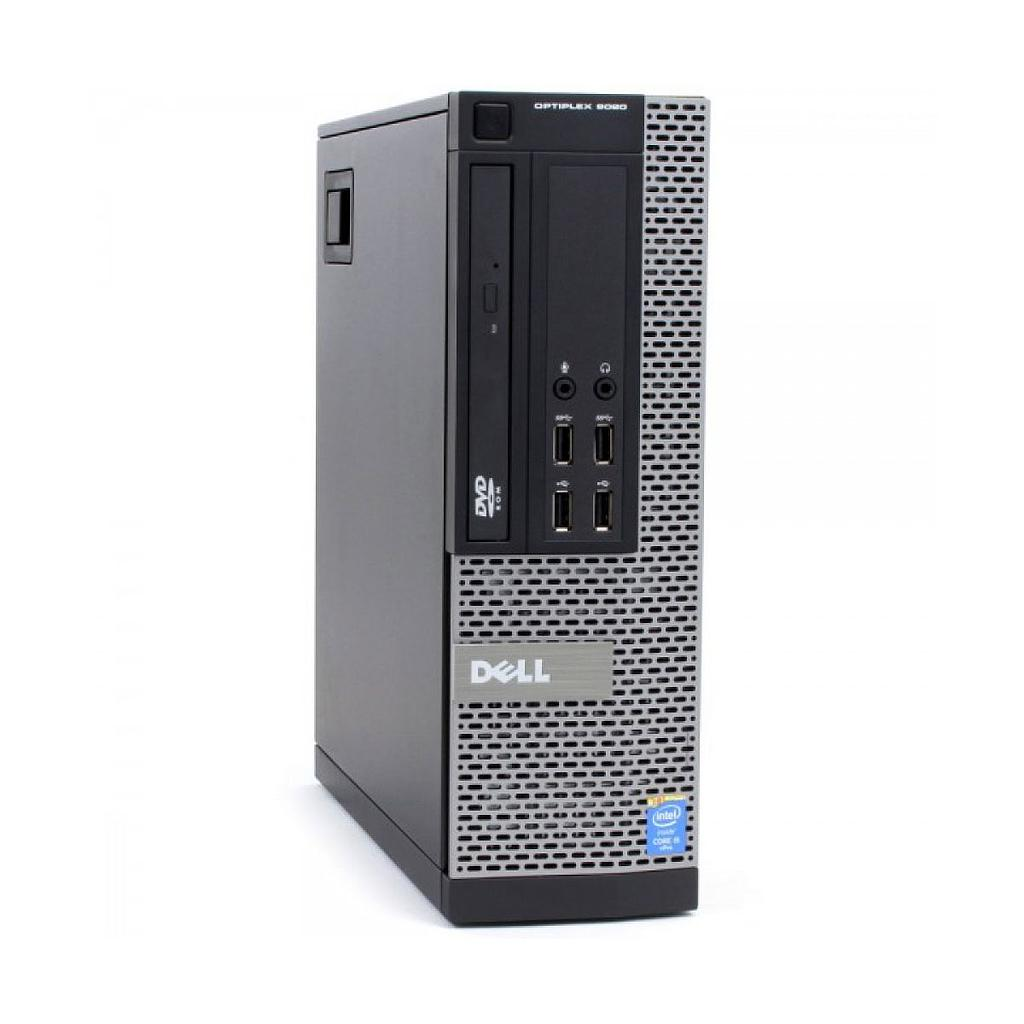 DELL Optiplex 9020 Mini SFF Desktop CPU: Intel Core i5-4th Gen|8GB|500GB|Dos