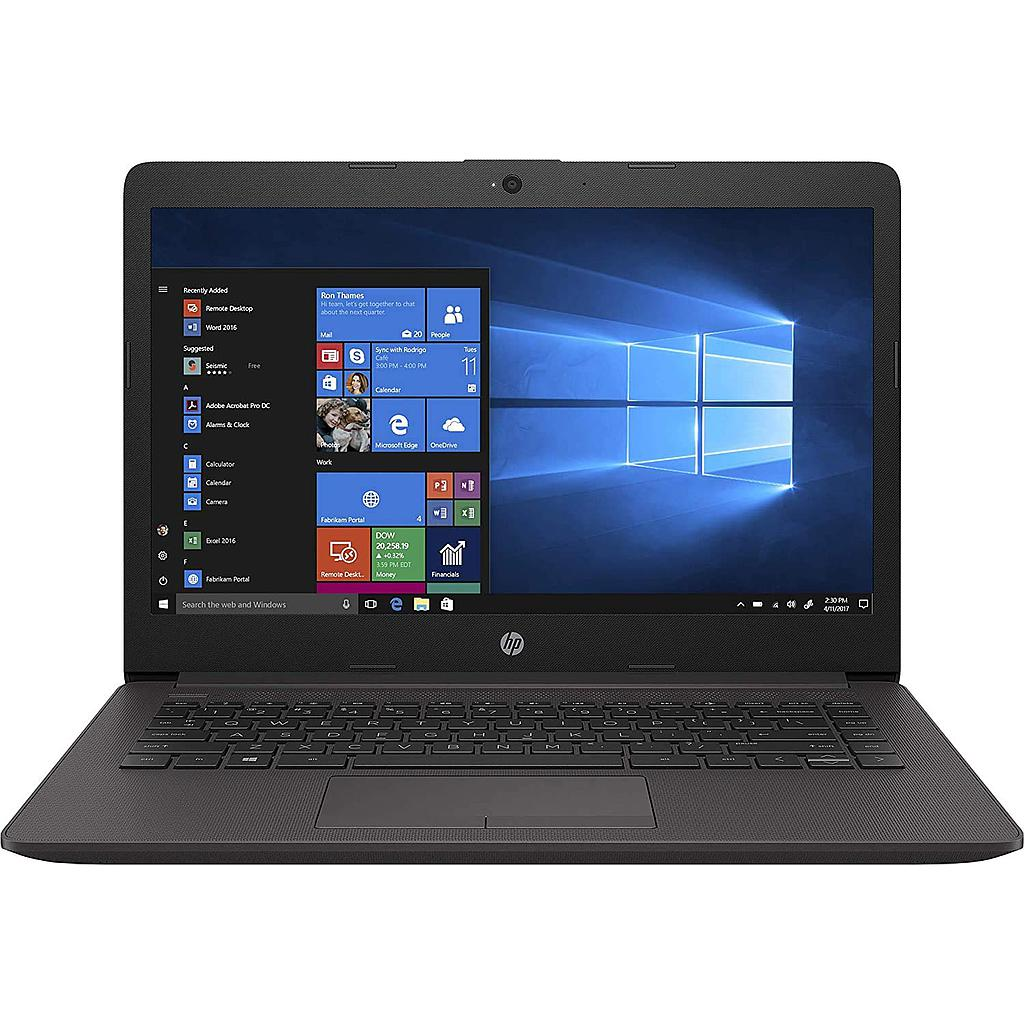 "HP Notebook 240 G7 Laptop : Intel Core i3-7th Gen|12 GB|256GB|14"" HD