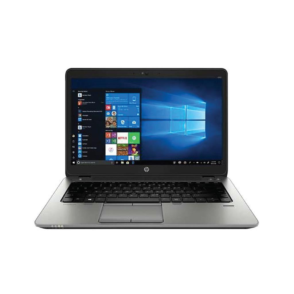 """HP EliteBook 840 G2 Laptop : Intel Core i5-5th Gen 8GB 256GB 14"""" HD Win 10Pro"""