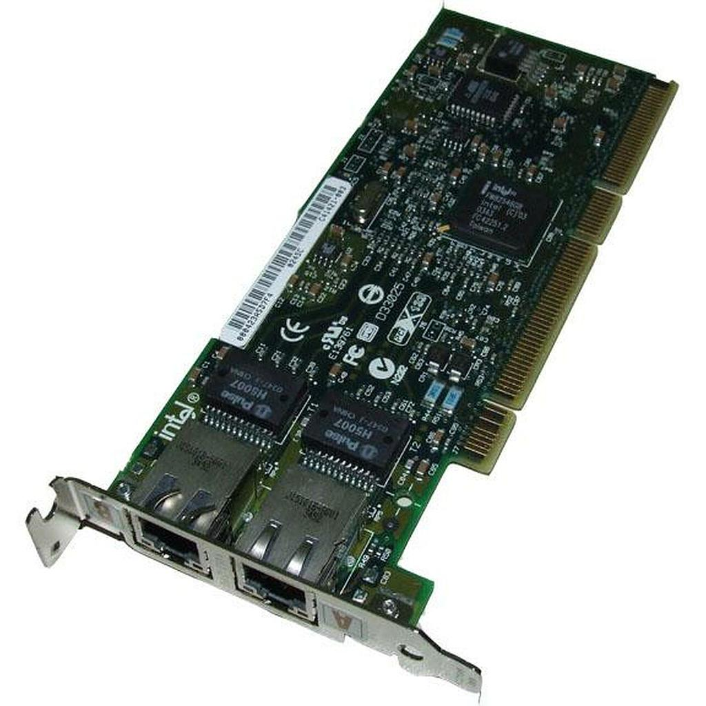 Intel Server D33025 PRO/1000 MF Dual Port LAN Card