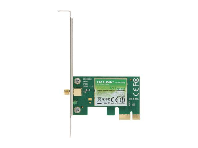 TP-Link Wireless N PCI Express Network Adapter (TL-WN78IND)