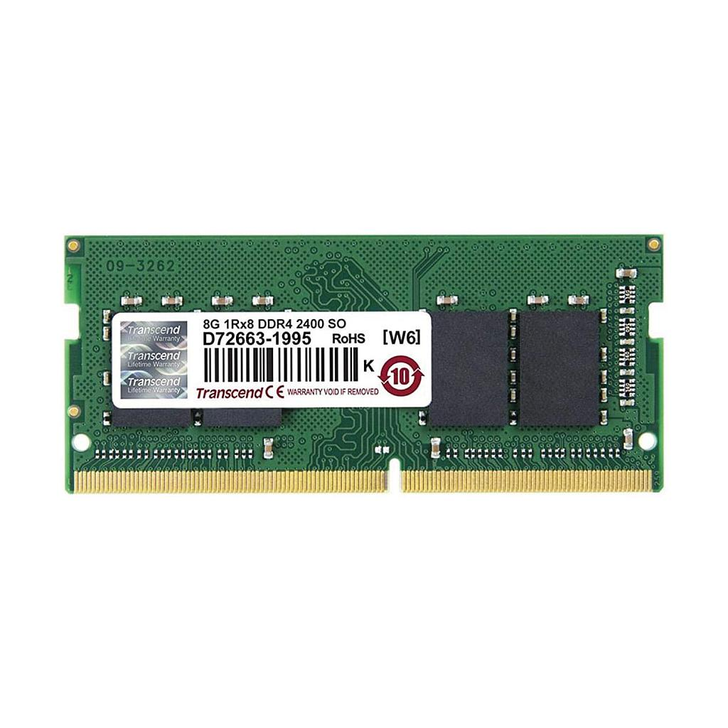 Transcend 8GB DDR4 2400Mhz Laptop RAM