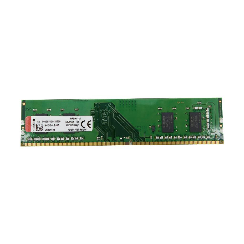 Kingston 4GB DDR4 2400MHz Desktop RAM