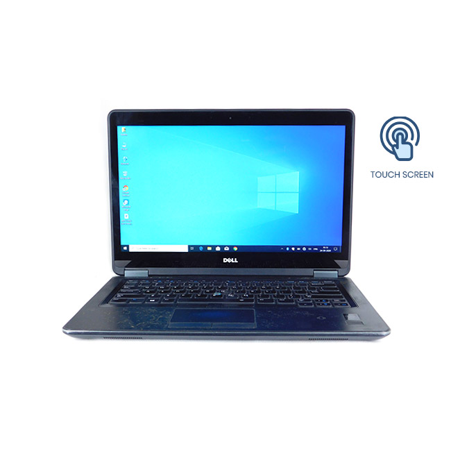 "Dell Latitude E7440 Laptop: Intel Core i7-4th Gen|16GB|500GB|14"" HD Touch