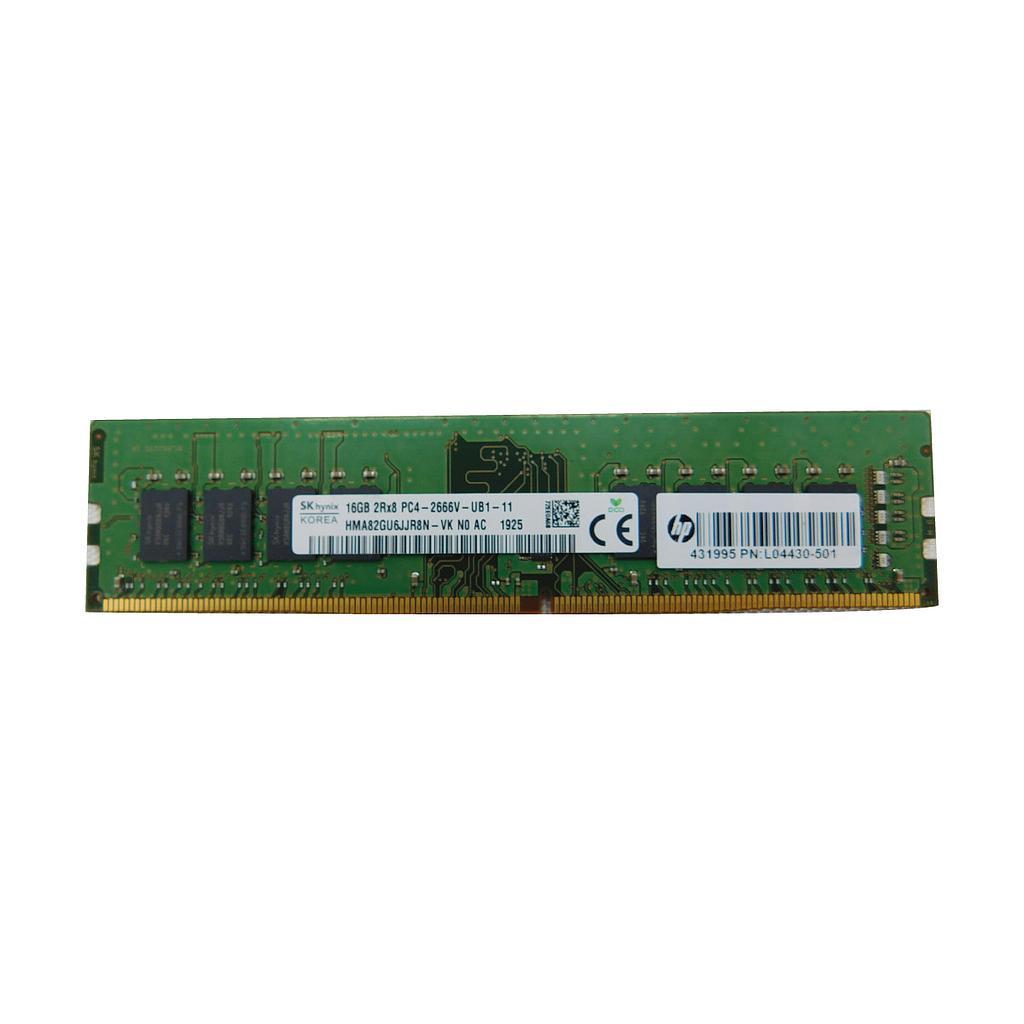 SK Hynix 16GB DDR4 2666Mhz 2RX8 Desktop RAM
