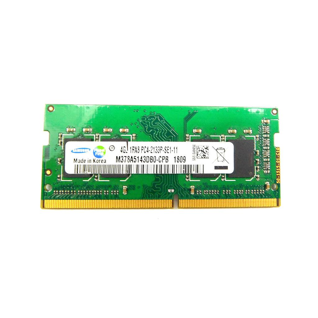 Samsung 4GB DDR4 2133MHz 1RX8 Laptop RAM