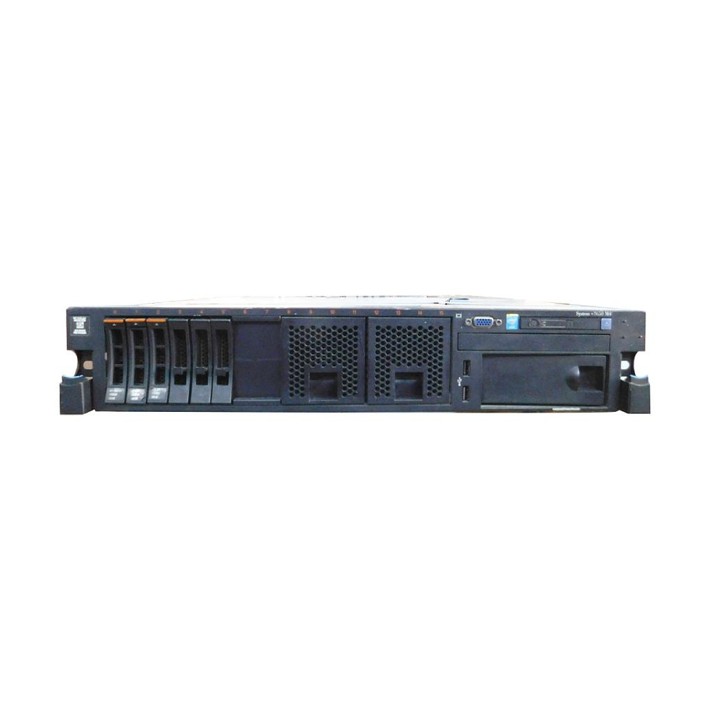 IBM X3650 M4 Server : Intel Xeon CPU E5-2660|64GB|2TB|DOS